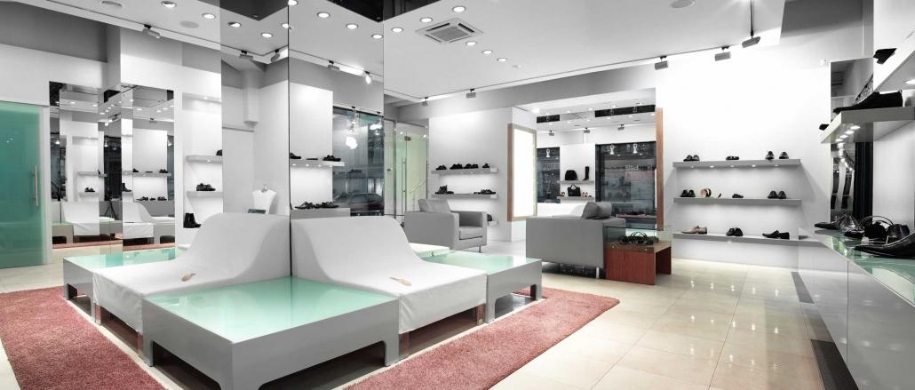 Commercial Shop Interior